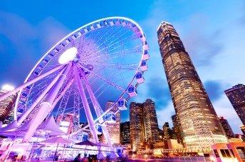 Hong Kong Hop-on Hop-off Sightseeing Tram Tour - Extrapolitan