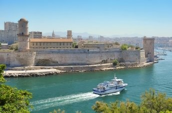 Marseille Hop-on Hop-off Sightseeing Bus Tour - Extrapolitan