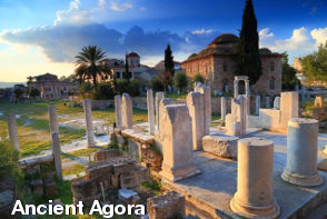 Athens Sightseeing - Ancient Agora