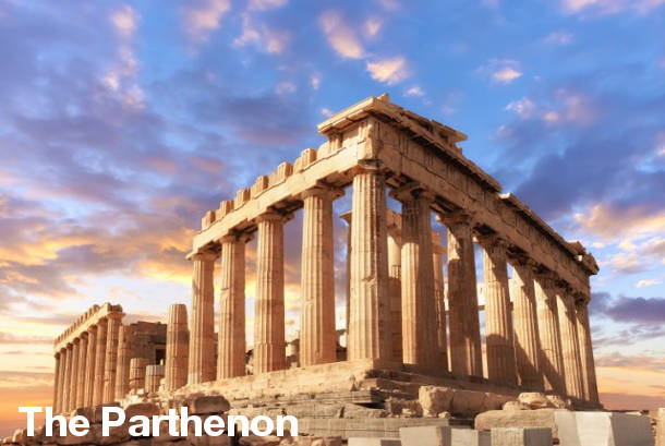 Athens Sightseeing - The Parthenon