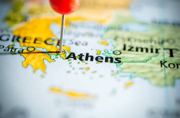 Sights of Athens - Routes and Maps