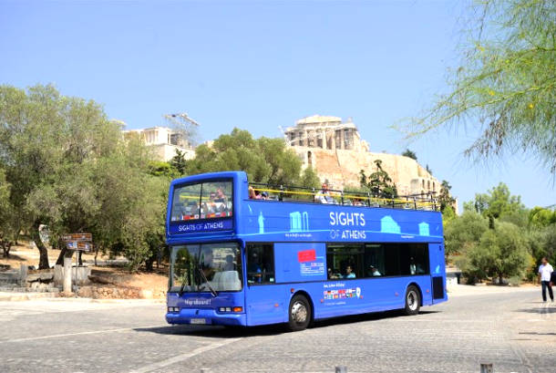 Sights of Athens - Hop-on Hop-off Sightseeing Tour