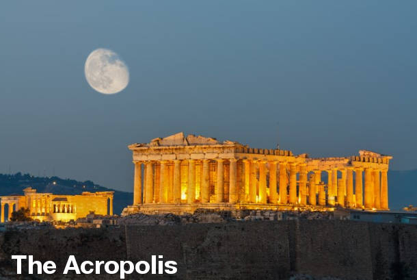Athens Sightseeing - The Acropolis