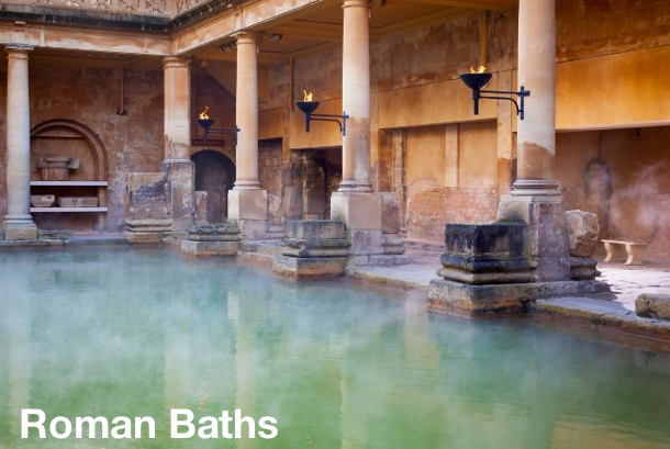 Roman Baths - Bath Sightseeing