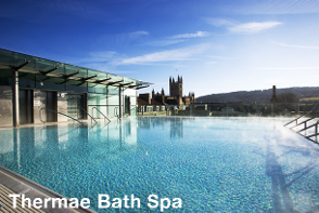Thermae Bath Spa - Bath Sightseeing