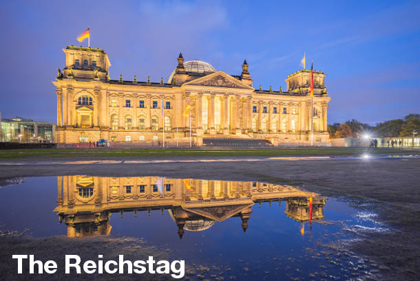 The Reichstag - Berlin Sightseeing