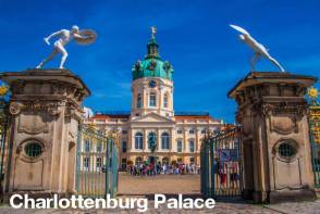 Charlottenburg Palace - Berlin Sightseeing