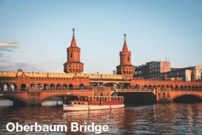 Oberbaum Bridge - Berlin Sightseeing