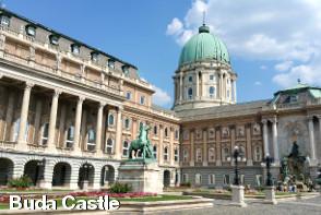 Budapest Sightseeing - Buda Castle