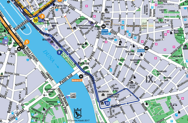 City Tour Budapest - Hop-on Hop-off Sightseeing Bus Tour
