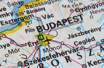 City Tour Budapest - Routes and Map