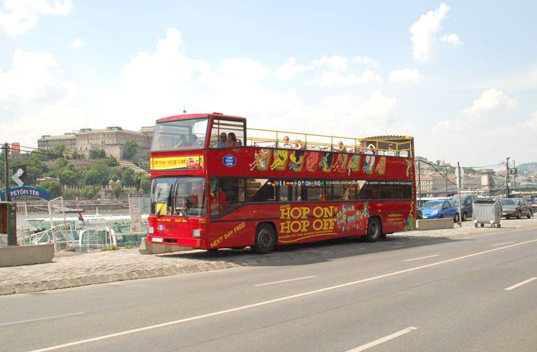 City Tour Budapest - Sightseeing Hop-on Hop-off Bus Tour
