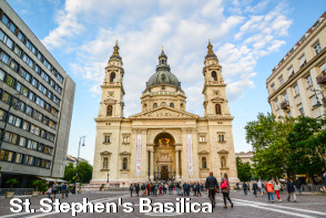Budapest Sightseeing - St Stephen Basilica