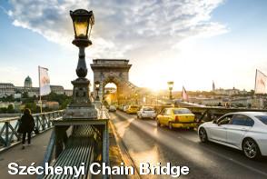 Budapest Sightseeing - Széchenyi Chain Bridge