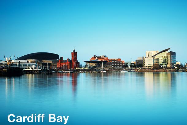 Navigatours Cardiff - Cardiff Bay