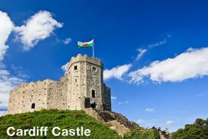 Navigatours Cardiff - Cardiff Castle