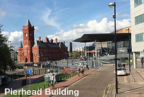 Navigatours Cardiff - Pierhead Building
