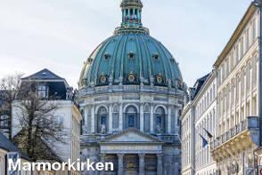 Marmorkirken - Copenhagen Sightseeing