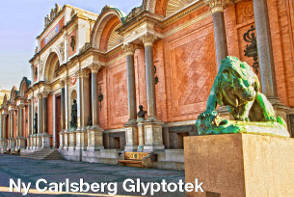 Ny Carlsberg Glyptotek - Copenhagen Sightseeing