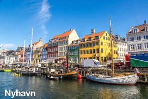 Nyhavn - Copenhagen Sightseeing