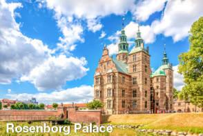 Rosenborg Palace - Copenhagen Sightseeing