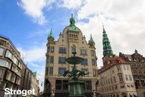 Stroget - Copenhagen Sightseeing