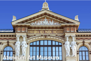 Helsinki Sightseeing - Ateneum Art Museum