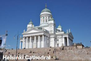 Helsinki Sightseeing - Helsinki Cathedral