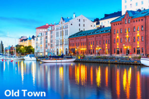 Helsinki Sightseeing - Old Town
