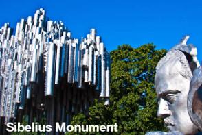 Helsinki Sightseeing - Sibelius Monument