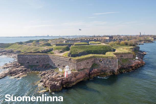 Helsinki Sightseeing - Suomenlinna