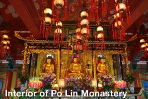 Hong Kong Sightseeing - Po Lin Monastery