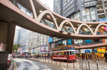 Hong Kong TramOramic Tour - Tickets