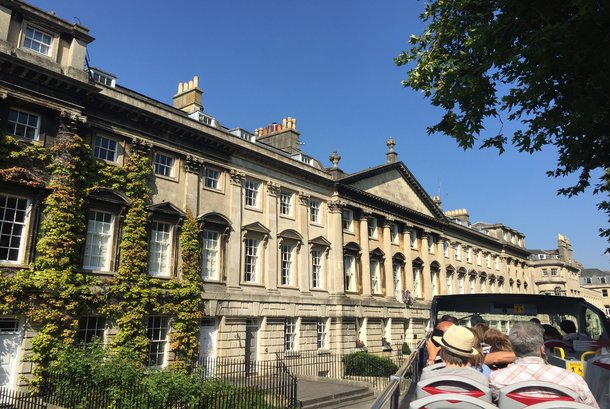 Navigatours Bath - Hop-on Hop-off Sightseeing Bus Tour