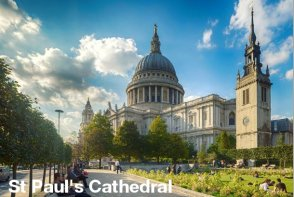 St Paul's Cathedral - London Sightseeing with Extrapolitan