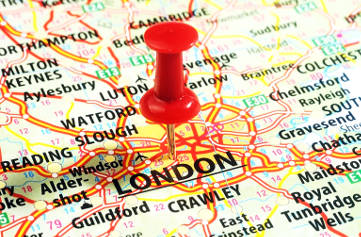 The Original Tour London - Le Plan des Lignes