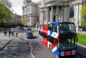The Original Tour - London Sightseeing Bus Tour
