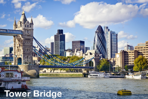 Tower Bridge - London Sightseeing with Extrapolitan