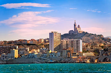 Colorbus Marseille - Tour Information