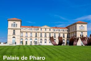 Palais de Pharo - Marseille Sightseeing Bus Tour