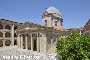 Vieille Charite - Marseille Sightseeing Bus Tour