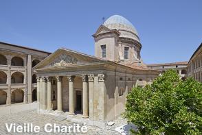 Vieille Charite - Marseille Sightseeing Bus Tour