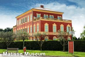 Nice Le Grand Tour - Matisse Museum