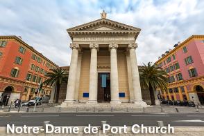 Nice Le Grand Tour - Notre-Dame du Port