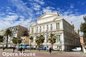 Nice Le Grand Tour - Opera House