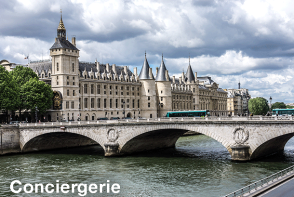 The Conciergerie - Paris Sightseeing. Extrapolitan