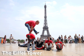 The Eiffel Tower - Paris Sightseeing. Extrapolitan