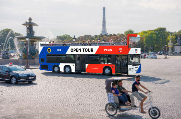Open Tour Paris - Tickets and Passes