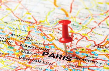 Open Tour Paris - Routes and Map