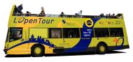 Extrapolitan: Sightseeing Bus Tour Paris
